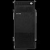 Корпус LP 2008-400W 8см black case chassis cover с 2xUSB2.0 и 1xUSB3.0, фото 2