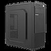 Корпус LP 2008-400W 8см black case chassis cover с 2xUSB2.0 и 1xUSB3.0, фото 3