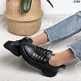 Женские кроссовки натур кожа 5789, фото 4