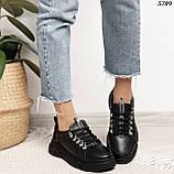 Женские кроссовки натур кожа 5789, фото 6