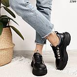 Женские кроссовки натур кожа 5789, фото 7