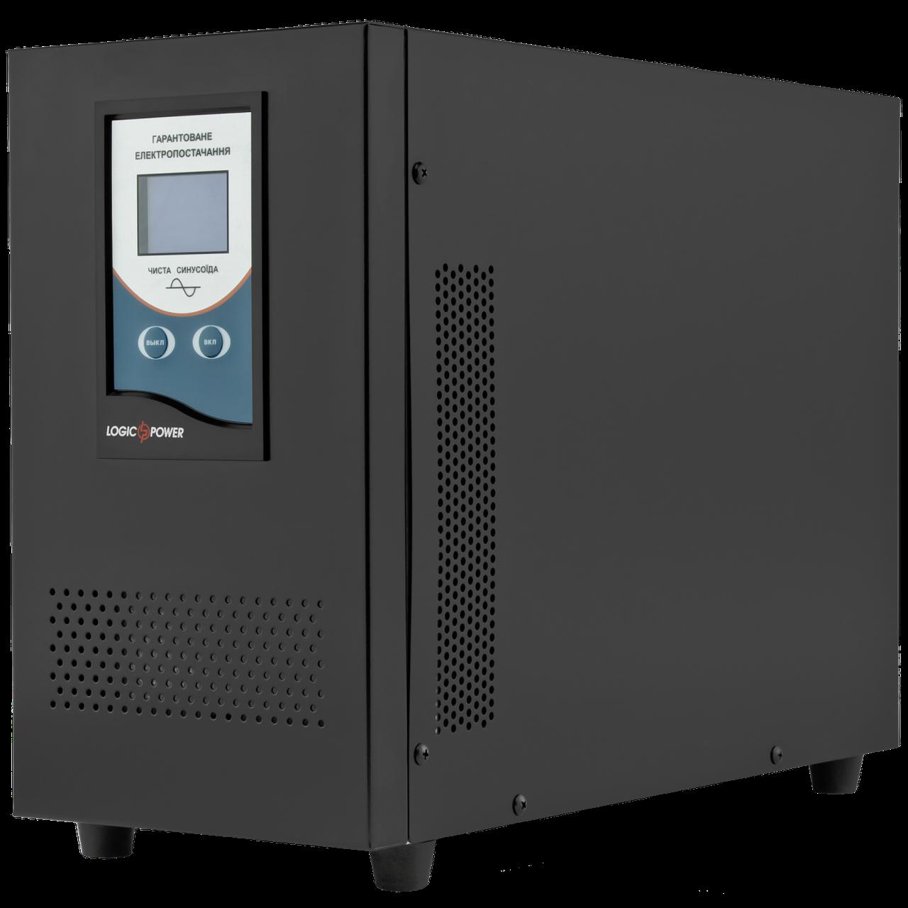 УЦ 3180/1 ИБП Logicpower LPM-PSW-1500VA(1050Вт) с правильной синусоидой 24В