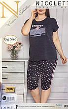 Пижама больших размеров ,Nikoletta