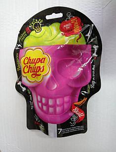 Льодяники Chupa Chups Skull ексклюзивна серія у формі черепа, 7 шт.
