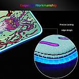 Большой коврик с подсветкой Sovawin для мыши 80 * 30 см, фото 5