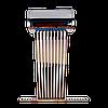 Солнечный коллектор 100 Л (крепление, тен, трубки, контроллер), фото 2