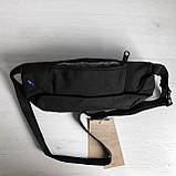 Женская поясная сумка бананка канкен мятная (т. бирюзовая) Fjallraven Kanken на пояс, через плечо, фото 7
