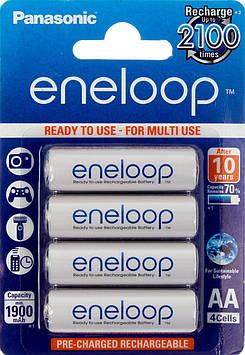 Акумулятори Panasonic Eneloop Ni-Mh (R-06,1900 mAh)/блістер 4шт (BK-3MCCE/4BE)
