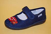 Детские Тапочки Vitaliya Украина 001301 Для мальчиков Синий размеры 28_32, фото 1