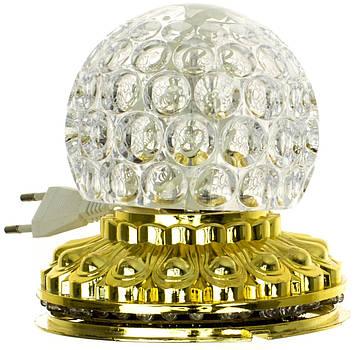 Світильник-кубок Бульбашка з пояском №1863-11(50)