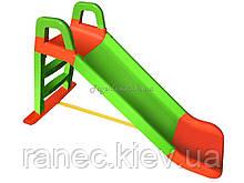 Горка для катания детей 140 см. / салат.-порам.), арт. 0140/04, Фламинго (Долони)  ss
