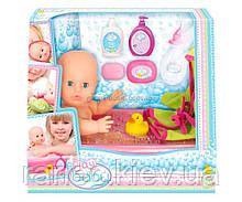 Кукла 32 см. с ванночкой для купания; 3+