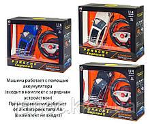 Машина аккум р/у HQ200127S (6шт) PORSCHE Cayenne S,3 цвета,свет,звук,в коробке 52,5*16*40см