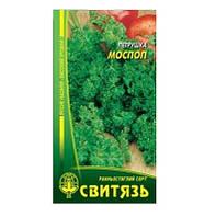 "Семена петрушка кудрявая ""Моспоп"", 3г 10 шт. / Уп."