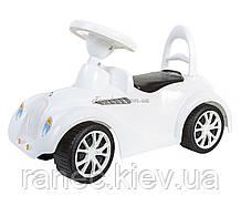 Автомобіль для прогулянок Ретро (білий), арт. 900БЕЛ, Орион
