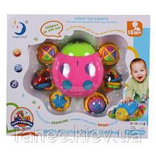 Развивающая игрушка 2012-6A (18шт/3) в кор 34*29*11см