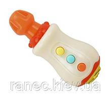 Музыкальная развивающая  игрушка 8010-5A (T524-D6177) отвертка, свет, звук, мелодии, хедер, упак 15*5*23,5