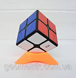 Кубик Рубіка 2х2 Qidi W арт. QY3042 (чорний) QiYi