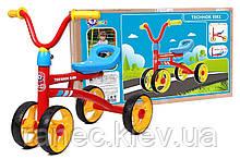 Байк детский пластмассовый для катания, арт. 4326, ТехноК