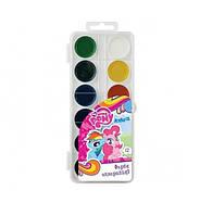 "Краска аквар. 12 цв. ""Kite"" Litle Pony Ш.К. 4250266244502"