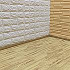 Модульное напольное покрытие пол пазл 600*600*10 Дерево желтое, фото 3