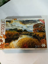 Пазлы 500 деталей 47,5х34 см. /12 арт. 2327 CL 500-07-01/12 Danko Toys