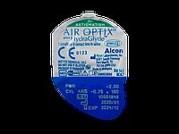 Контактные линзы Alcon Air Optix plus HydraGlyde for Astigmatism 1шт.