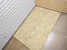 Модульное напольное покрытие пол пазл 600*600*10 Дерево янтарное, фото 4
