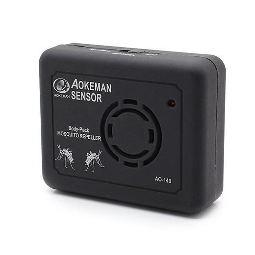 Ультразвуковий відлякувач комарів Aokeman AO-149 на батарейках