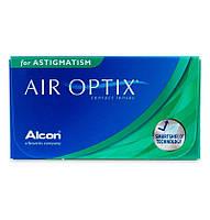Контактные линзы Alcon Air Optix plus HydraGlyde for Astigmatism 3 шт.