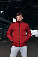 Весенняя куртка Memoru красная