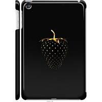 Чехол на Apple iPad mini 2 (Retina) Черная клубника (3585c-28)