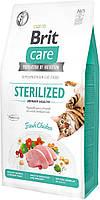 171287 Brit Care Grain-Free Adult Sterilized Urinary Health, 400 гр