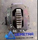 Коробка отбора мощности ГАЗ-66 КОМ на раздатку под кардан. БМ-302Б.02.01.000А, фото 2