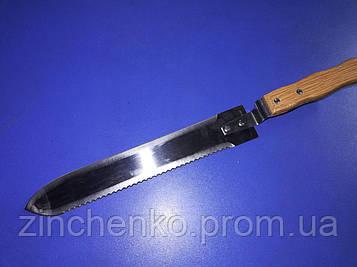 Пасечный нож 280мм односторонний (1331476073)