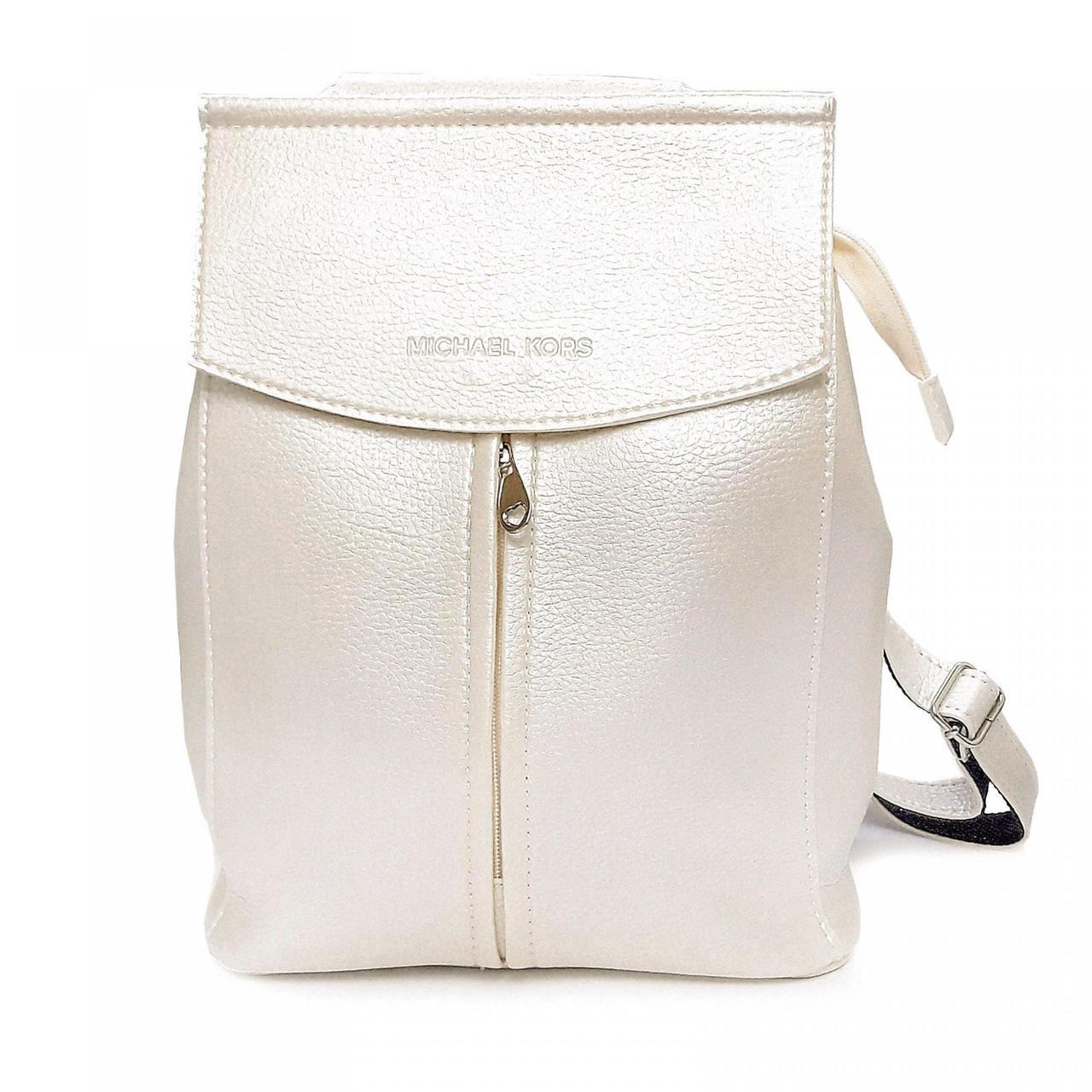 1912 сумка-рюкзак перли