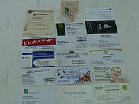 Визитки на бумаге COLOTECH+ 300г/м2 (1+0)