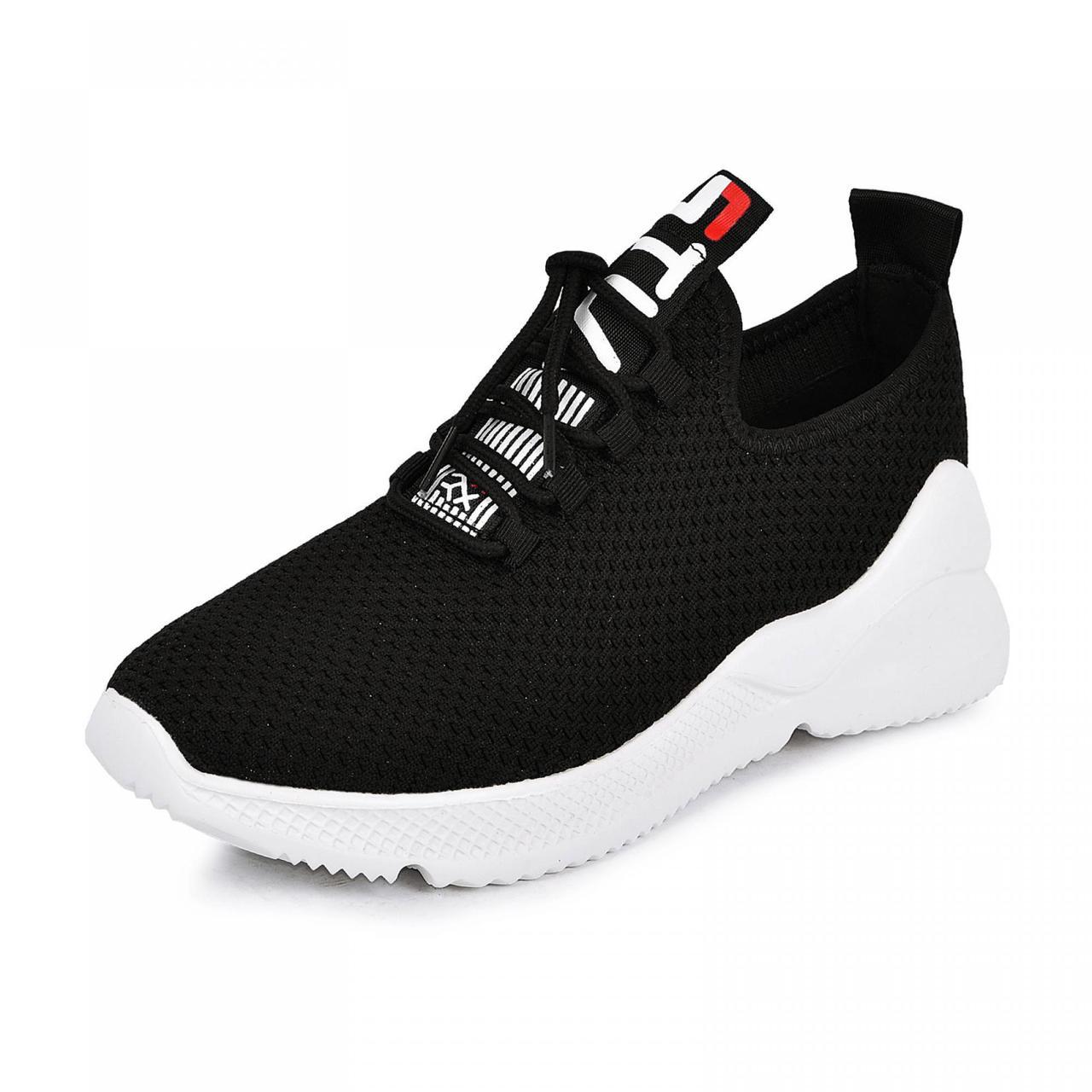 Кросівки СТ 8045 чорна сітка
