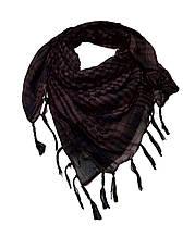 Шейный платок арафатка шемаг куфия коричневая