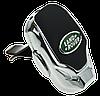 Ароматизатор PREMIUM с логотипом LAND ROVER (Крепление  на решетку, парфюмерная отдушка 5мл, салфетка,, фото 4