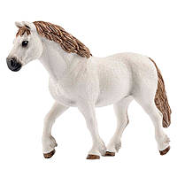 Пластиковая фигурка Schleich Кобыла уэльского пони 12,5 х 2,8 х 8,2 см игрушки для мальчика девочки детские