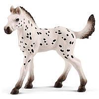 Фигурка Schleich Horse Club Жеребёнок породы кнабструппер игрушки для мальчика девочки детские развивающие