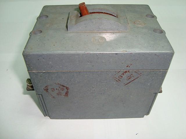 Автоматический выключатель АК 63-3МГ 2,5А