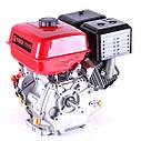 Двигатель бензиновый ТАТА YX177F (9,0 л.с., вал под шпонку Ø25 mm, L=60mm), фото 2