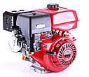 Двигатель бензиновый ТАТА YX177F (9,0 л.с., вал под шпонку Ø25 mm, L=60mm), фото 3