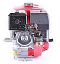 Двигатель бензиновый ТАТА YX177F (9,0 л.с., вал под шпонку Ø25 mm, L=60mm), фото 4