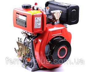 Двигатель дизельный ТАТА178FЕ (6,0 л.с., вал под шлицы Ø25 mm, L=36.5mm)