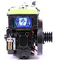 Дизельный двигатель TATA SH190NL (10,0 л.с., дизель, ручной стартер), фото 5