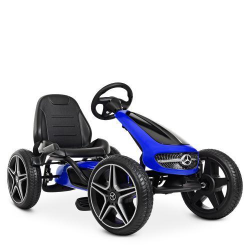 Велокарт M 4271E-4 синій