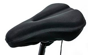 Накладка на седло с гелевым наполнителем FSK-KS-C008 294*208